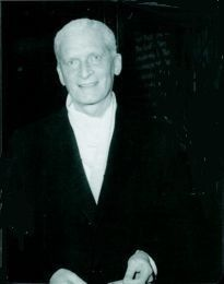 A photo of Laszlo Benedek