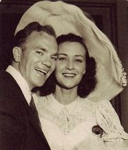 Jane Froman and John Burn
