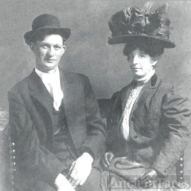 Martha Lewis Marries Emery Holmes