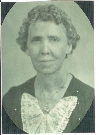 A photo of Mamie A Van Amburg