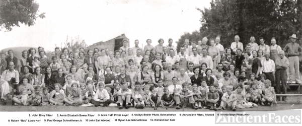 Old Group Photo - 1936-37