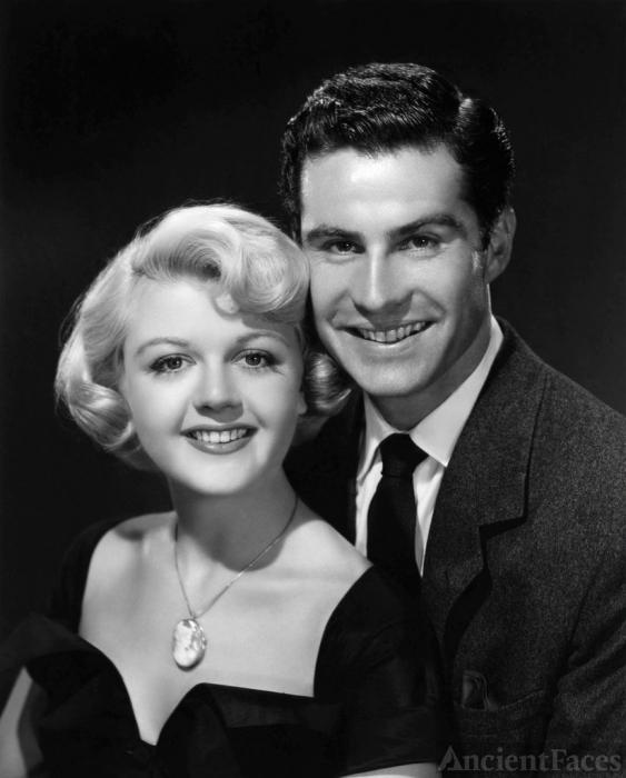 Angela (Lansbury) and Peter Shaw