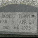 Robert Howard Towne gravesite