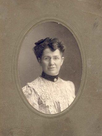 Sarah Eccles Baird