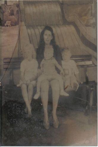 A photo of Barbar Fay Green