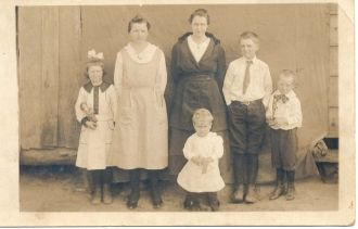 John B and Frances Price's Children
