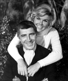 Patrick O'Neal and Doris Day.