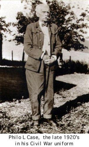 Philo Larnerd Case, 1927 IA