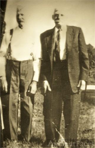Charles W. Burks and John T. King