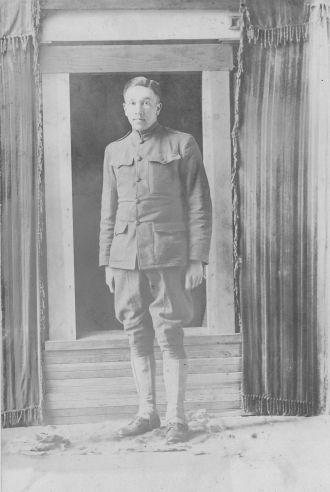 Earl William Glen, 1917 WA