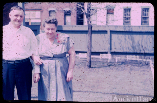 George & Ethel (Bland) Seymour, Missouri