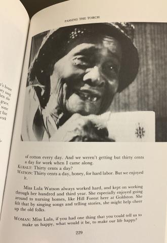 Lula Watson Story, pt 2