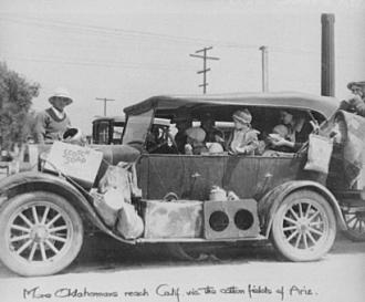 Oklahoma Refugees, 1935