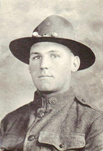 Herman Gunderlock Rassmusen, WW I