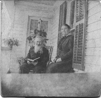 Gerrit Hendrik Vennink and Wilhelmina Boon