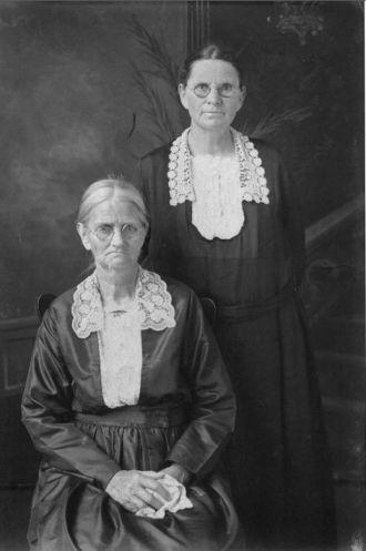 Sarah & Margaret E.Goodnight Ladies?