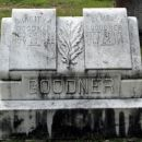 Charity and James Goodner gravesite
