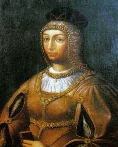 Maria De Aragão E Castela Rainha De Portugal