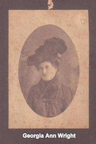 Georgia Ann Wright