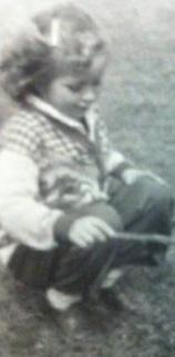 Elizabeth Vitale childhood
