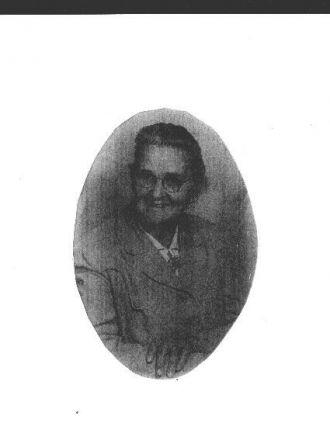 A photo of Sybil Godwin Marlow