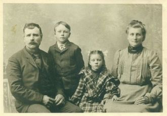 William James Sloan & Family