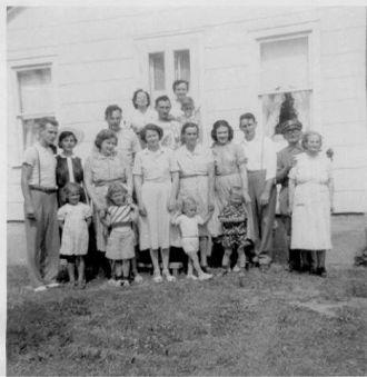 Walter and Rosa Galgoczi Group
