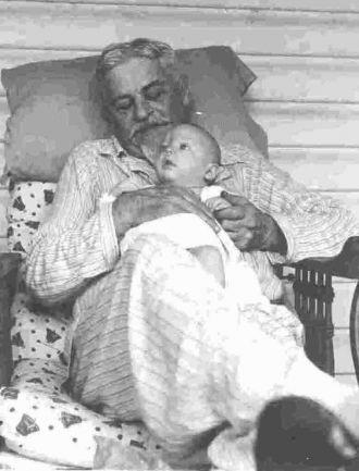 Grandpa Sherfesee & Sue Sherfesee