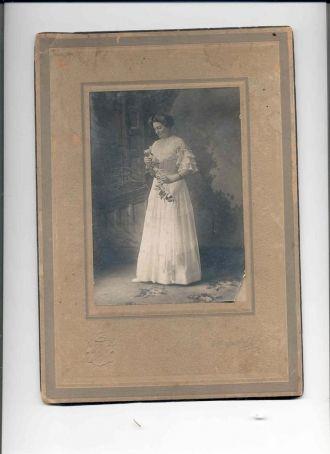 Elizabeth Maltby, ancestor