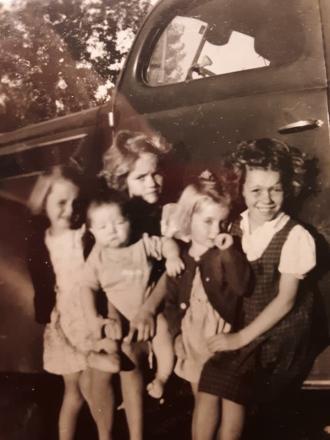 Zerita Marie Hansen Family