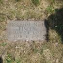 Sarah E Long (Finley) Gravesite