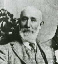 Michael T Hehir--teacher at Lack Hedge School abt.1900