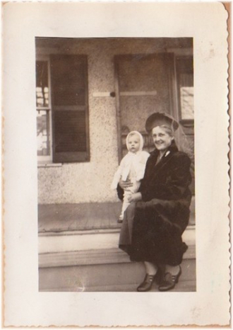 Lottie E. Miller Kline, my 3rd Cousin 1X - b. 1889 - d. 1976 From the Johnson side of my Family (My Dad, Marc Johnson)