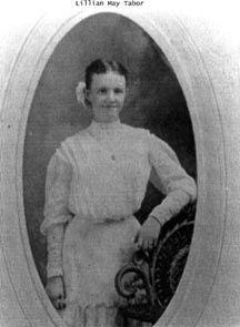 A photo of Lillian May  Tabor