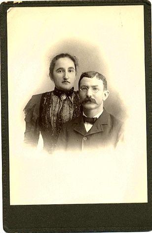 Zippora Levinson and Charles Joekel