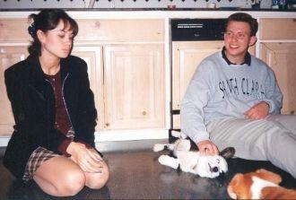 Michelle Cassidy & Daniel Pinna, CA