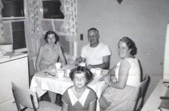 Harvey Ellsworth Welsh family