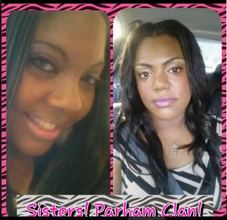 Parham family sisters