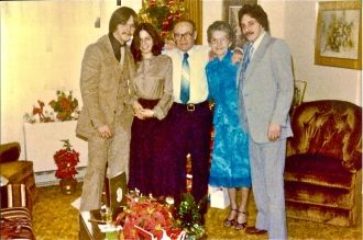 Kay Connolly familly
