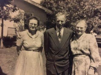 A photo of Elsie Fay Adams