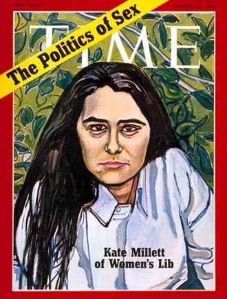 Kate Millett, Time Magazine