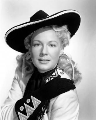 A photo of Betty Hutton