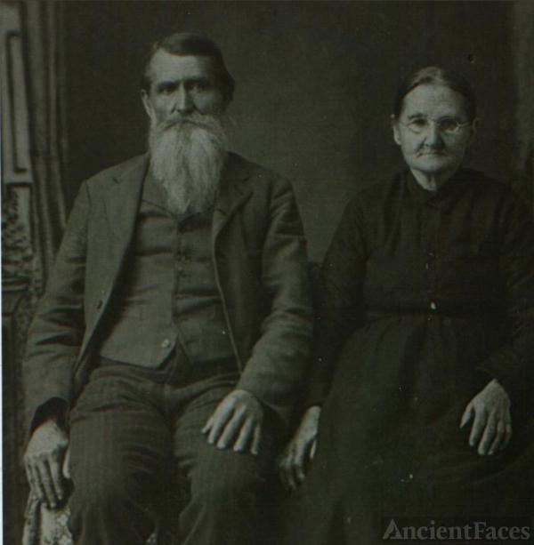 Samuel Lafayette & Ann Hancock Stewart