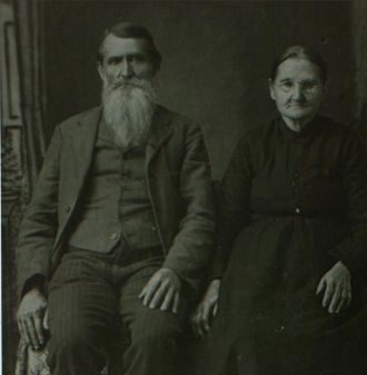 A photo of Samuel Lafayette Stewart