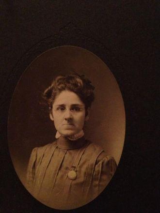 Unknown Mason woman