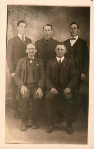 Peter David Miller Elmore Family