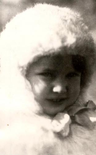 A photo of Musya Vainshtein