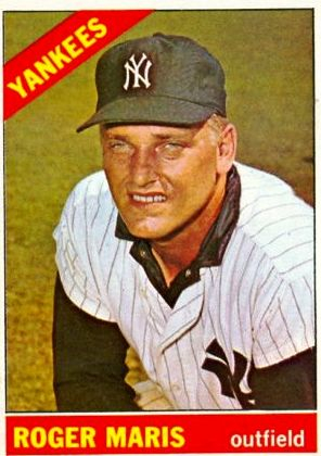 A photo of Roger Maris