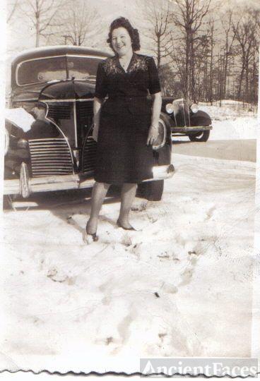 Mamie Mae Dabney Hendricks Armstrong