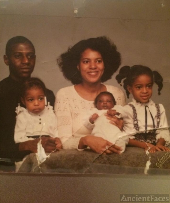 Cedric W Dotson family
